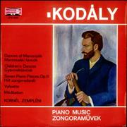 Click here for more info about 'Kodaly - Piano Music'