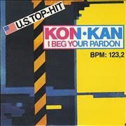 Click here for more info about 'Kon Kan - I Beg Your Pardon'