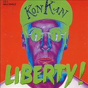 Click here for more info about 'Kon Kan - Liberty!'