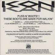 Click here for more info about 'Kon Kan - Puss N' Boots/These Boots Are Made For Walkin''
