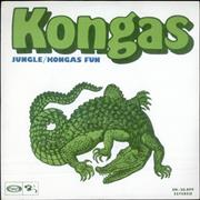 Click here for more info about 'Kongas - Jungle'