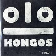 Click here for more info about 'Kongos - Lunatic - Album Sampler'