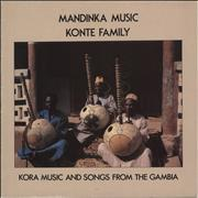 Click here for more info about 'Konte Family - Mandinka Music: Kora Music And Songs From The Gambia'