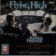 Click here for more info about 'Kookie Freeman - Flying High'
