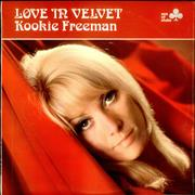 Click here for more info about 'Kookie Freeman - Love In Velvet'