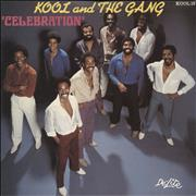 Click here for more info about 'Kool & The Gang - Celebration - Picture Sleeve'