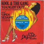 Click here for more info about 'Kool & The Gang - Hangin' Out'