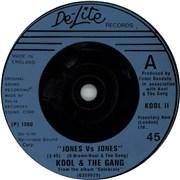 Click here for more info about 'Kool & The Gang - Jones Vs Jones'