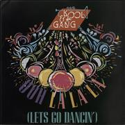 Click here for more info about 'Kool & The Gang - Ooh La, La, La (Let's Go Dancin) - Picture sleeve'
