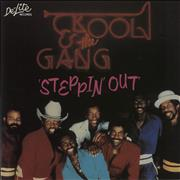 Click here for more info about 'Kool & The Gang - Steppin' Out - Picture Sleeve'
