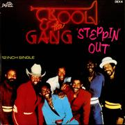 Click here for more info about 'Kool & The Gang - Steppin' Out'