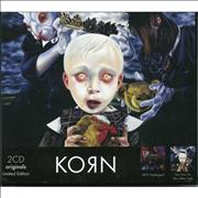 Click here for more info about 'Korn - 2CD Originals'