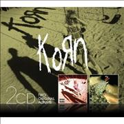Click here for more info about 'Korn - 2CD'