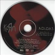 Click here for more info about 'Korn - A.D.I.D.A.S - Promo'