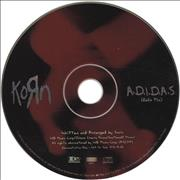Click here for more info about 'Korn - A.D.I.D.A.S'