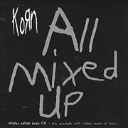 Click here for more info about 'Korn - All Mixed Up'