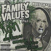 Click here for more info about 'Korn - Family Values Tour 2006 - Promo'