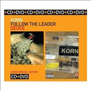 Click here for more info about 'Korn - Follow The Leader / Deuce'