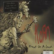 Click here for more info about 'Korn - Freak On A Leash'