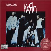 Click here for more info about 'Korn - Good God - Level X Mixes'