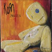 Click here for more info about 'Korn - Issues'