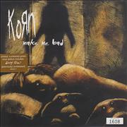 Click here for more info about 'Korn - Make Me Bad - Green Vinyl - Numbered Sleeve'