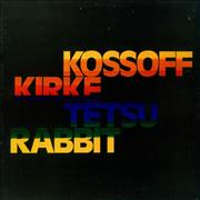 Click here for more info about 'Kossoff, Kirke, Tetsu & Rabbit - Kossoff / Kirke / Tetsu / Rabbit - 1st - EX'