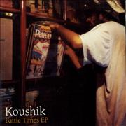 Click here for more info about 'Koushik - Battle Times EP'