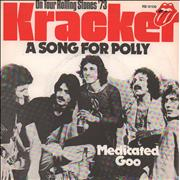 Click here for more info about 'Kracker - A Song For Polly'
