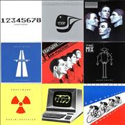 Click here for more info about 'Kraftwerk - 12345678 The Catalogue'