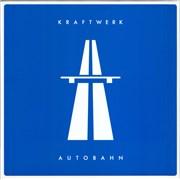 Click here for more info about 'Kraftwerk - Autobahn - 180gm Blue vinyl'