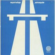 Click here for more info about 'Kraftwerk - Autobahn - 1st - EX'