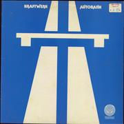Click here for more info about 'Kraftwerk - Autobahn - Embossed Sleeve - EX'