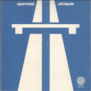 Click here for more info about 'Kraftwerk - Autobahn - Embossed Sleeve'