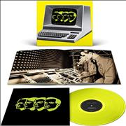 Click here for more info about ' - Computer World - Yellow Vinyl - Sealed'