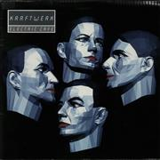 Click here for more info about 'Kraftwerk - Electric Cafe - EX'