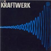 Click here for more info about 'Kraftwerk - Kraftwerk - Spaceship Labels - VG'