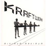 Click here for more info about 'Kraftwerk - Minimum-Maximum'