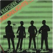 Click here for more info about 'Kraftwerk - Neon Lights - Luminous - EX'