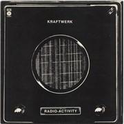 Click here for more info about 'Kraftwerk - Radio-Activity + Lyric Insert - EX'