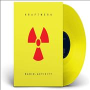 Click here for more info about 'Kraftwerk - Radio-Activity - Yellow Vinyl - Sealed'