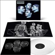 Click here for more info about 'Kraftwerk - Techno Pop [Electric Cafe] - Clear Vinyl - Sealed'