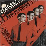 Click here for more info about 'Kraftwerk - The Man Machine - shrink'