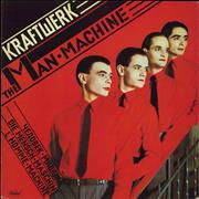 Click here for more info about 'Kraftwerk - The Man-Machine - EX'