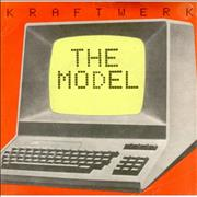 Click here for more info about 'Kraftwerk - The Model'