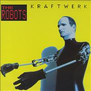 Click here for more info about 'Kraftwerk - The Robots - Red Text'
