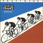 Click here for more info about 'Kraftwerk - Tour De France Remix - 'Breakdance' Sleeve'