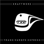 Click here for more info about 'Kraftwerk - Trans Europe Express - 180gm'