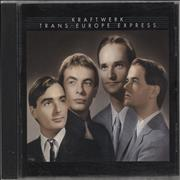 Click here for more info about 'Kraftwerk - Trans Europe Express'