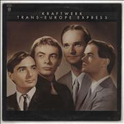 Click here for more info about 'Kraftwerk - Trans-Europe Express - 1st - EX'